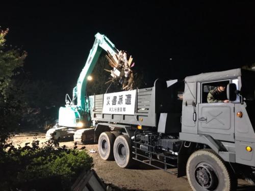 10.28赤沼公園306施設長野市災害廃棄物運搬-1