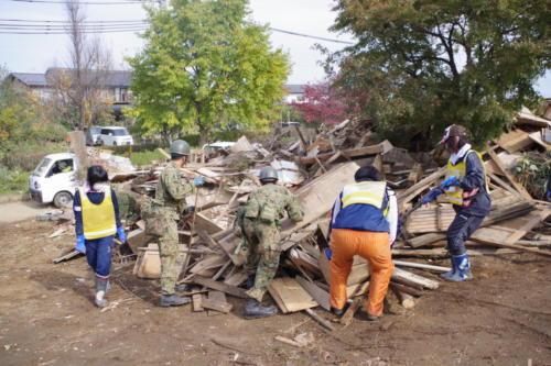 11.3赤沼公園災害廃棄物の除去