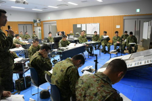 11.4東部文化ホール指揮所活動及び状況報告